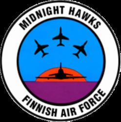 Logo midnight hawks
